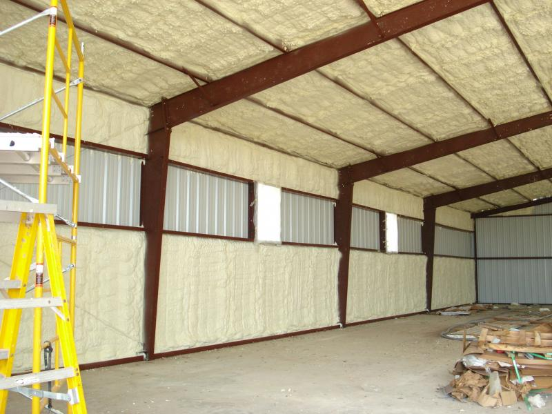 Commercial Insulation Services - Commercial Buildings