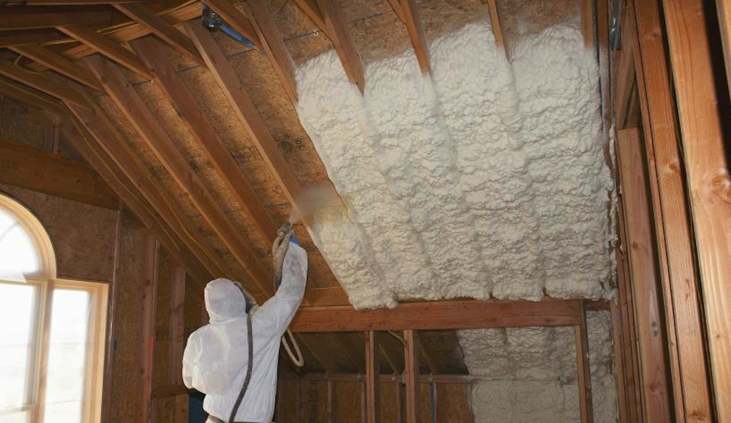 Spray Foam Polyurethane